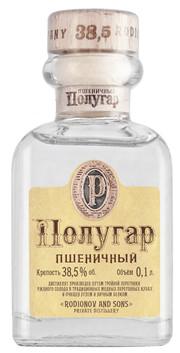 Полугар Пшеничный 0,1л