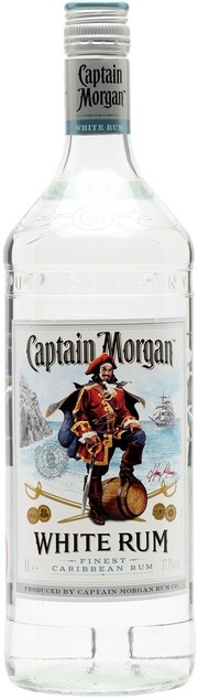 Капитан Морган Уайт 1л