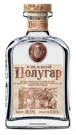 Полугар Ржаной 0,75л