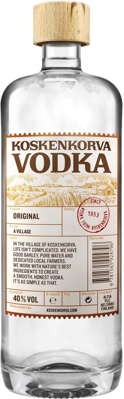 Коскенкорва 0.5 л