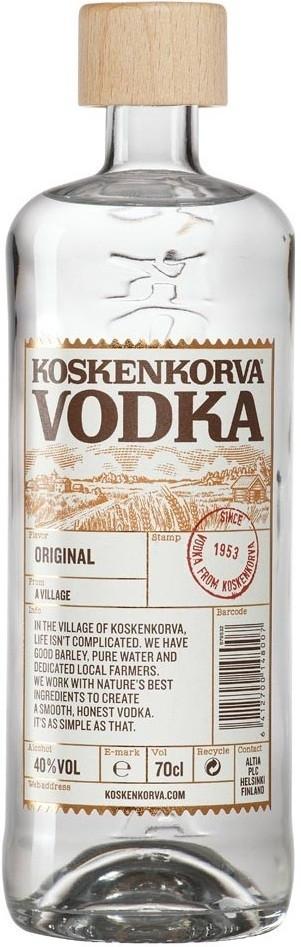 Коскенкорва 0.7 л