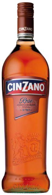 Чинзано Розе 1л