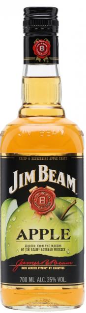 Джим Бим Эппл 0,7л