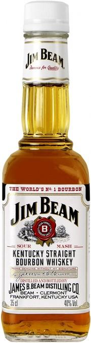 Джим Бим 0,35л