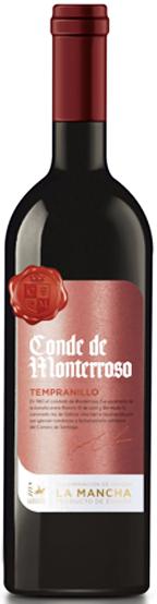 Конде де Монтерросо Темпранильо